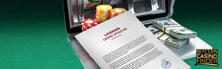 Licensed Bitcoin Casinos - Bitcoin Casino Finder