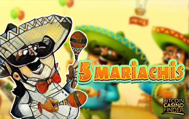 Habanero Goes Loco With New Bitcoin Slot, 5 Mariachis