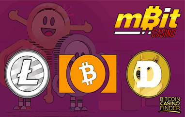 Deposit And Withdraw BCH, LTC, And DOGE At mBit Casino!