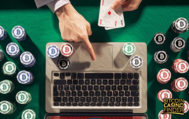 How Bitcoin Casinos Fan The Flames Of Online Gambling