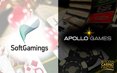 Apollo Games And SoftGamings Seal New Partnership
