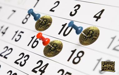 2019 Bitcoin Calendar For Mass Adoption, Institutionalization
