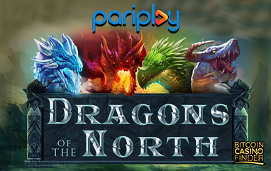 Pariplay Launches Fantasy-Themed Slot Dragon of the North