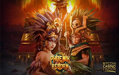 Phoenix Reborn Now Rises On Play N' Go Platforms