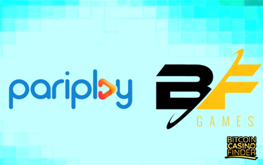 Pariplay To Go Live With BF Games