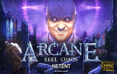 NetEnt Launches Dystopian-Themed Slot Arcane Reel Chaos