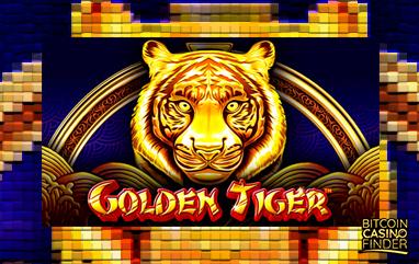 iSoftbet Golden Tiger Slot 2