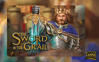 Play'n Go's The Sword And The Grail Is Another Arthurian Slot