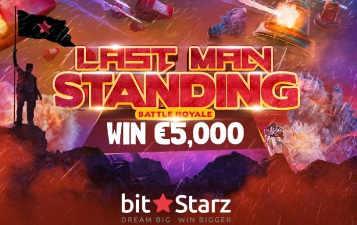 Last Man Standing promotion
