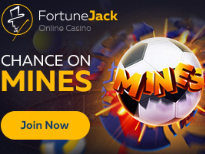 FortuneJack chance on mines