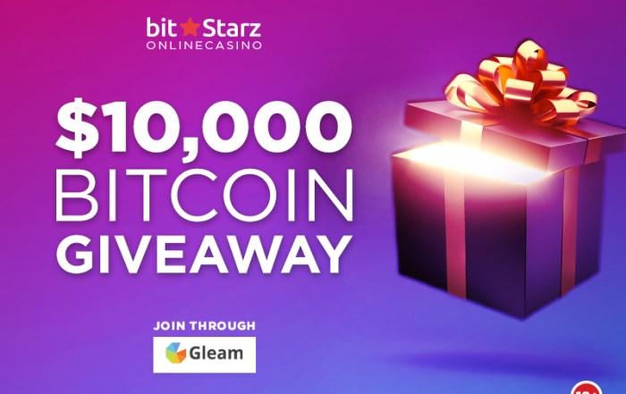 $10,000 Gleam Promotion