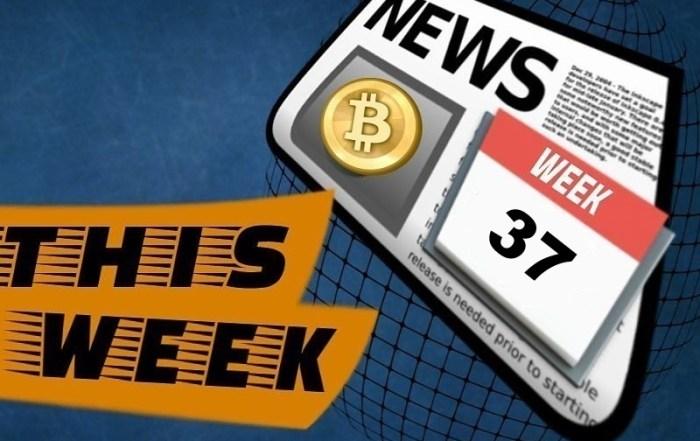 Crypto news week 37