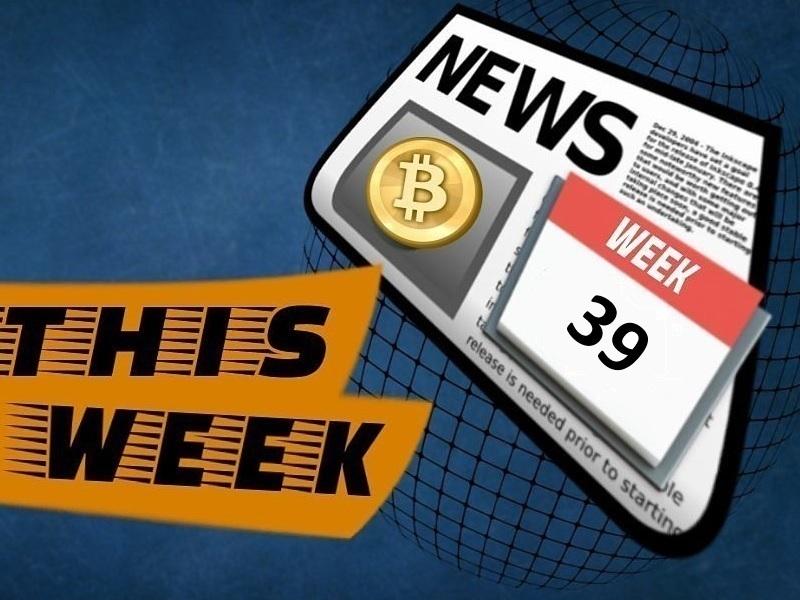 Crypto news week 39