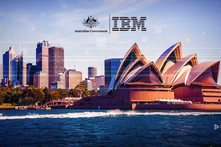 Australia Taps IBM To Build National Blockchain 08 29 2018