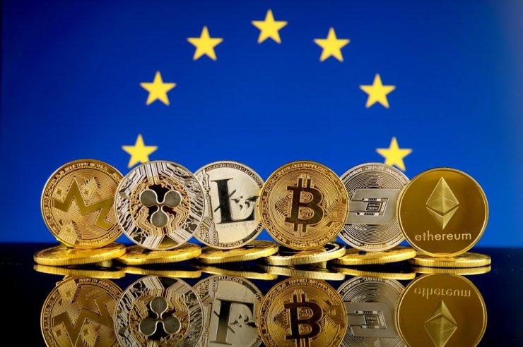 EU no regulation on the crypto market