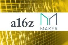 a16z Puts $15 Million Behind Stablecoin Platform MakerDAO 19