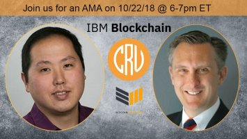 An AMA on the Future of Blockchain and Cryptocurrency: With IBM Blockchain's Jesse Lund 3