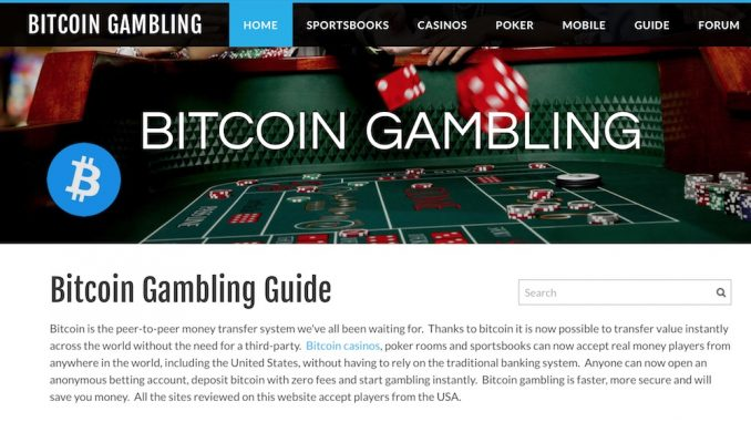 Bitcoingambling.io Adds Support for Ethereum, Litecoin, Monero, & Other Cryptos 1
