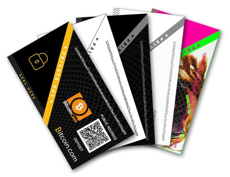 Bitcoin.com's Paper Wallet Design Contest — Win $100 in Bitcoin Cash