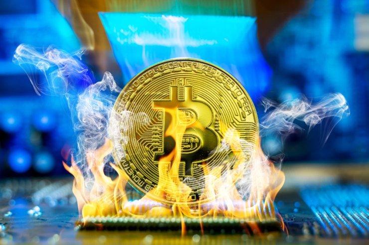 Bitcoin Cash Fork: May the Blockchain burn 1
