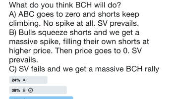 Buy or Sell? What Traders Think About Today's Bitcoin Cash Fork 2
