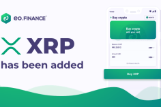 PR: XRP Is Now Available on EO.Finance 13