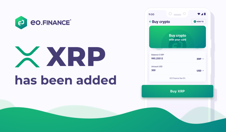 PR: XRP Is Now Available on EO.Finance 1