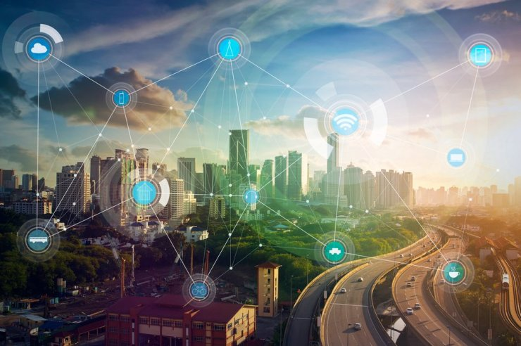 MXC dives into blockchain and IoT to build cities of the future 1