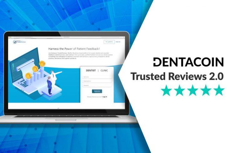 PR: Dentacoin Trusted Reviews Revamped Version Released 1