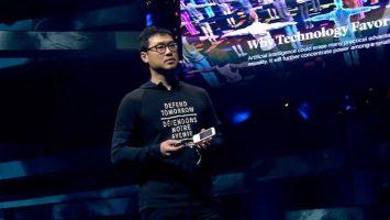 First Look: HTC Demos Crypto Smartphone Exodus at Slush 2018 1