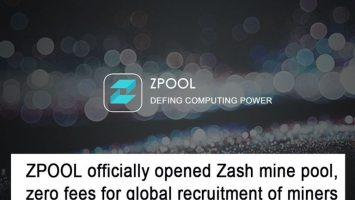 PR: ZPool Launches ZCash Mining Pool 2