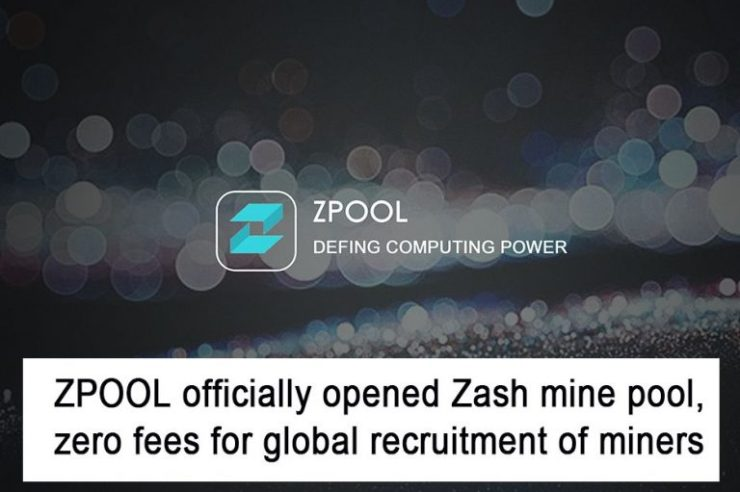 PR: ZPool Launches ZCash Mining Pool 1