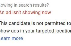 """Did Google Blacklist """"Ethereum"""" keyword in Google Ads Without Intimation? 13"""