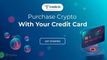 Fiat To Crypto Now Available With trade.io Credit Card 3