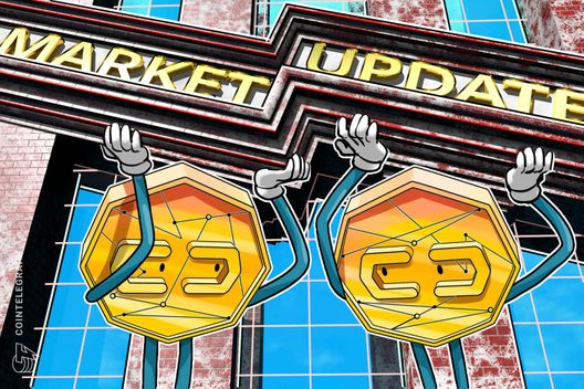 Market Continues to Trade Sideways as Bitcoin Price Dips Below $10,300 1