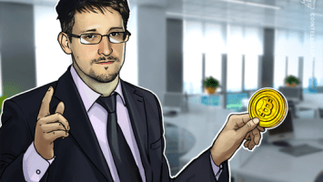 Edward Snowden: US Gov't Lawsuit to Block Book Is 'Good for Bitcoin' 3