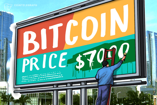 Bitcoin Price Loses $8,000 Support as Bears Drive Market to 4-Week Low 1