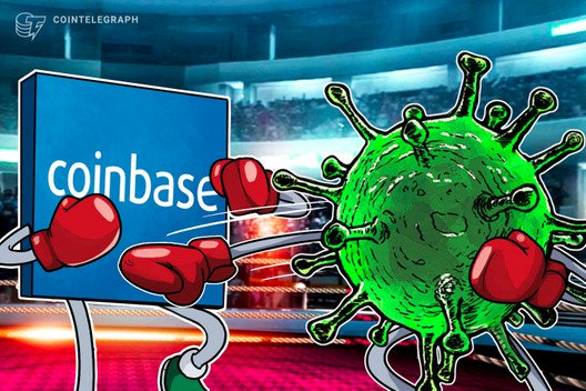 Coinbase Releases its Plan for the Coronavirus Spread 1