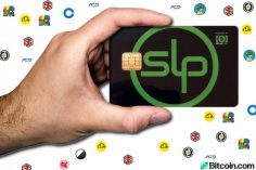 Belgium Startup Launches Smart Chip Hardware Wallet for SLP-Based Tokens 3