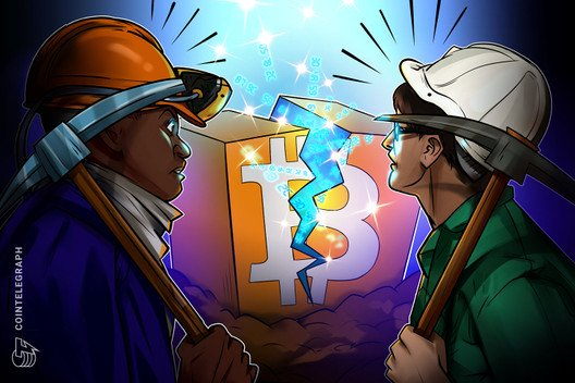 Post-Halving Reality: 17% Of Miner Revenue is Coming From Fees 2