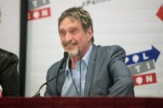 John McAfee Accused Of Plagiarism, PIVX Claims McAfee Copied A Section For Ghost Project 3