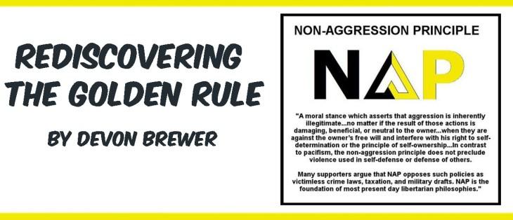Devon Brewer: Rediscovering the Golden Rule 2
