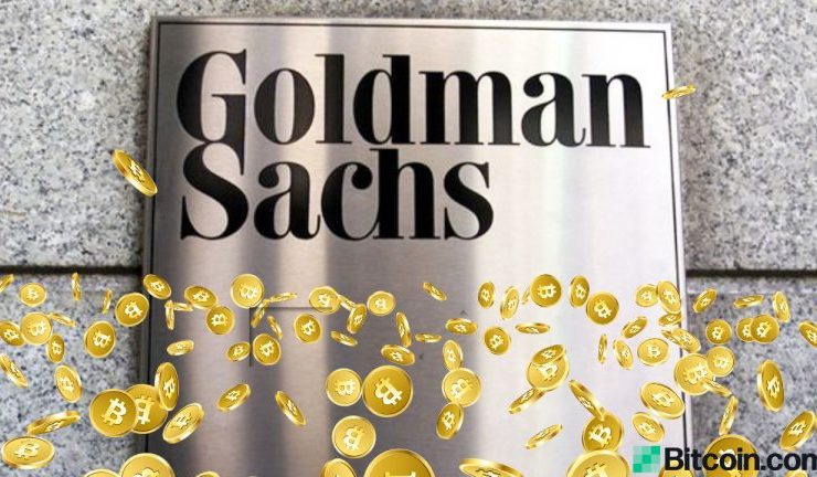 Goldman Sachs Hosting Bitcoin Call as Institutional Interest in Cryptocurrency Surges 1