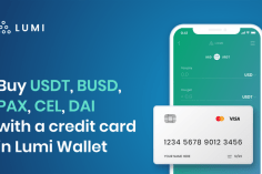 Buy Stablecoins With Your Credit Card in Lumi Wallet 5