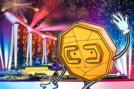 Singapore's Blockchain Payments Platform Ready for Commercial Launch 1