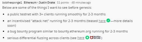 Ethereum 2.0 Off Track? Phase 0 Most Likely To Release In 2021 2