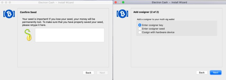 Bitcoin Security 101: How to Create a 2 of 2 Multi-Signature BCH Wallet