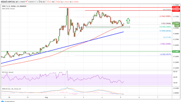 Ripple (XRP) Struggling Near $0.30: Can Bulls Save the Day? 1