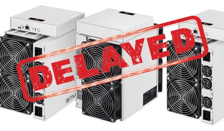 Bitmain Delays Delivery of Bitcoin Miners by Three Months, as Co-Founders Battle for Company Control 1