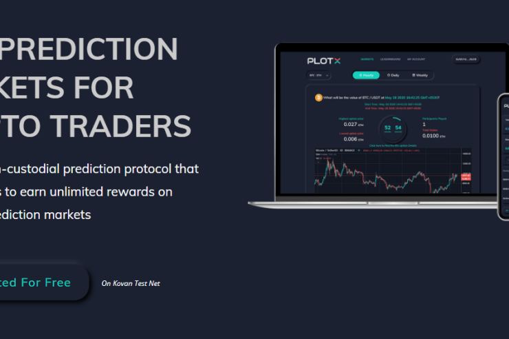 """Former Nexus Mutual and GovBlocks developers Launch """"Uniswap For Prediction Market"""" 1"""